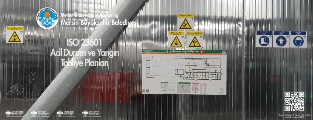 Anamur Kesimhanesi Mersin Büyükşehir Belediyesi ISO 23601
