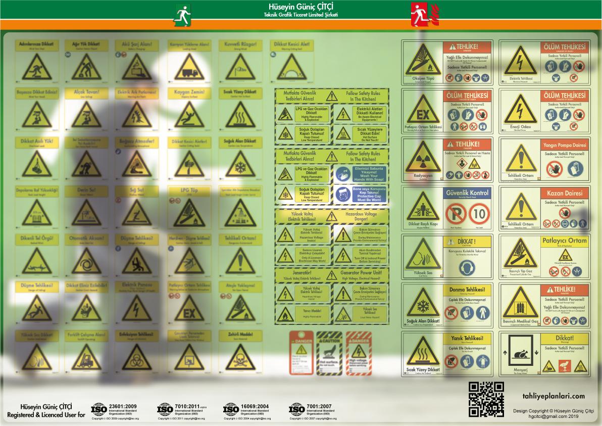 ISO 7010 Uyarı Levhaları_warning 1