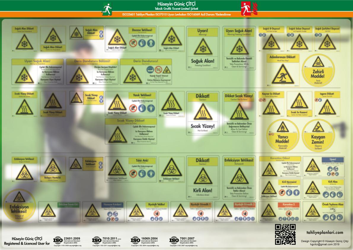 ISO 7010 Uyarı Levhaları_warning 2