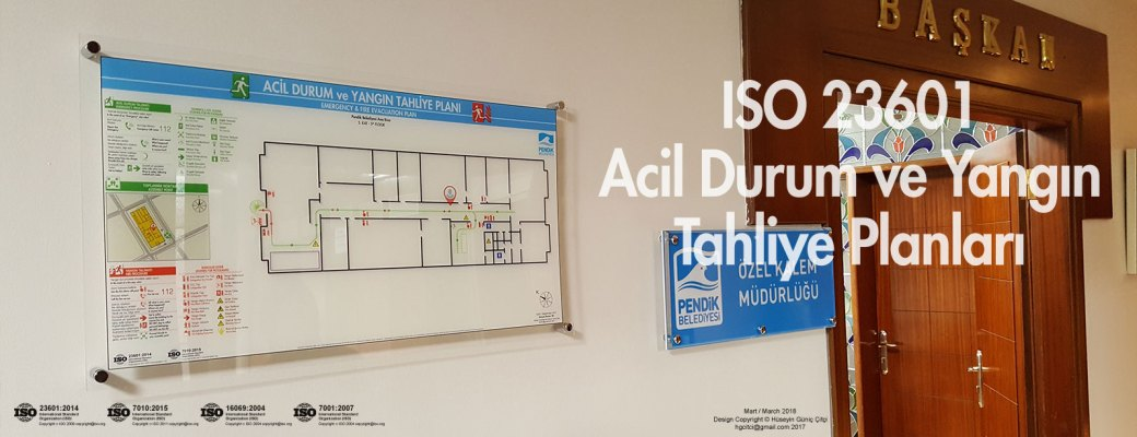 pendik-02-ISO 23601 Acil Durum ve Yangın Tahliye Kat Planları