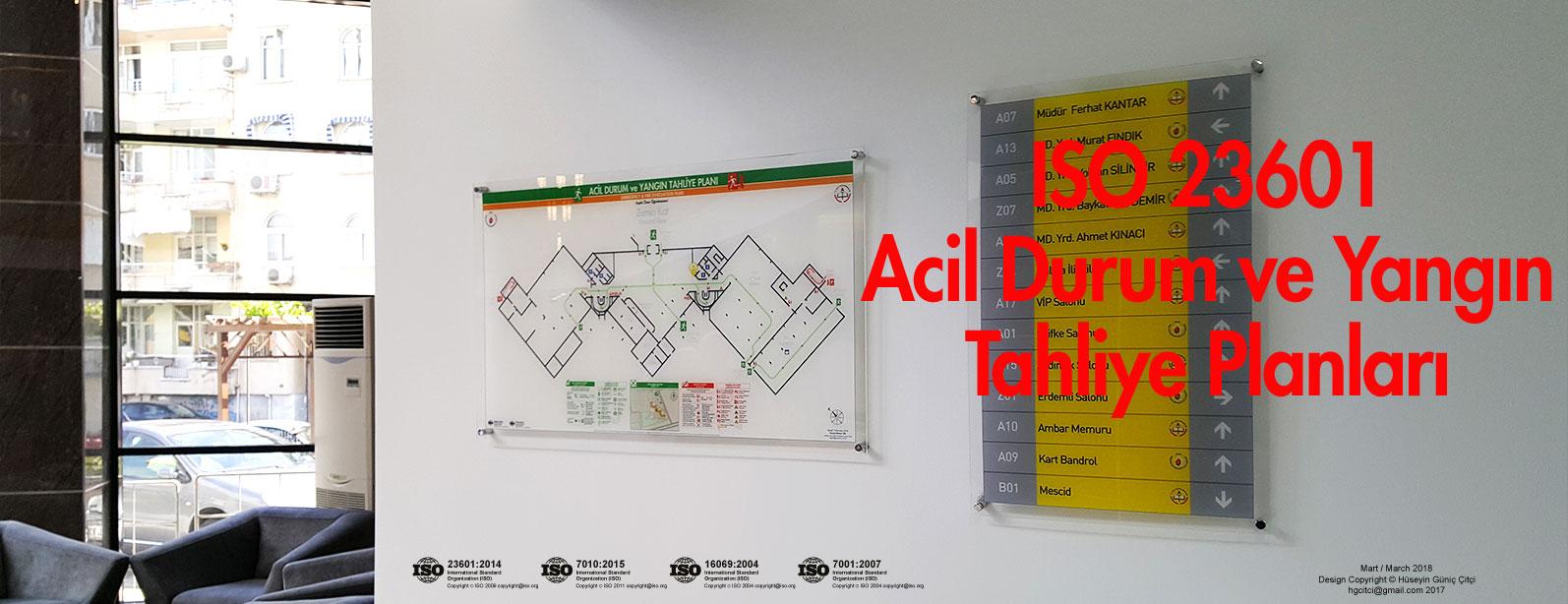 suphi-oner-ISO 23601 Acil Durum ve Yangın Tahliye Kat Planları